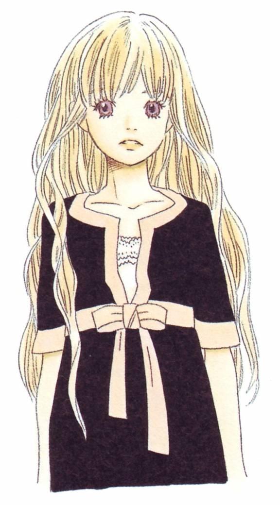 Tags: Anime, Umino Chika, Hachimitsu to Clover, Yamada Ayumi, Official Art