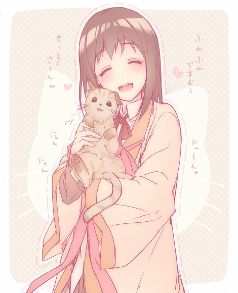 Tags: Anime, Yuuna Minato, Sangoku Rensenki ~Otome no Heihou!~, Yamada Hana, PNG Conversion, Pixiv, Fanart, Fanart From Pixiv