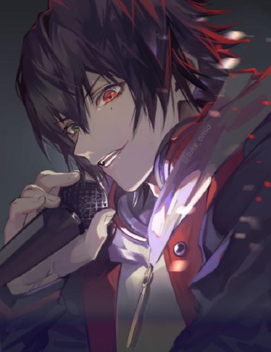 Tags: Anime, Pixiv Id 29149161, Hypnosis Mic -Division Rap Battle-, Yamada Ichirou (Hypnosis Mic)