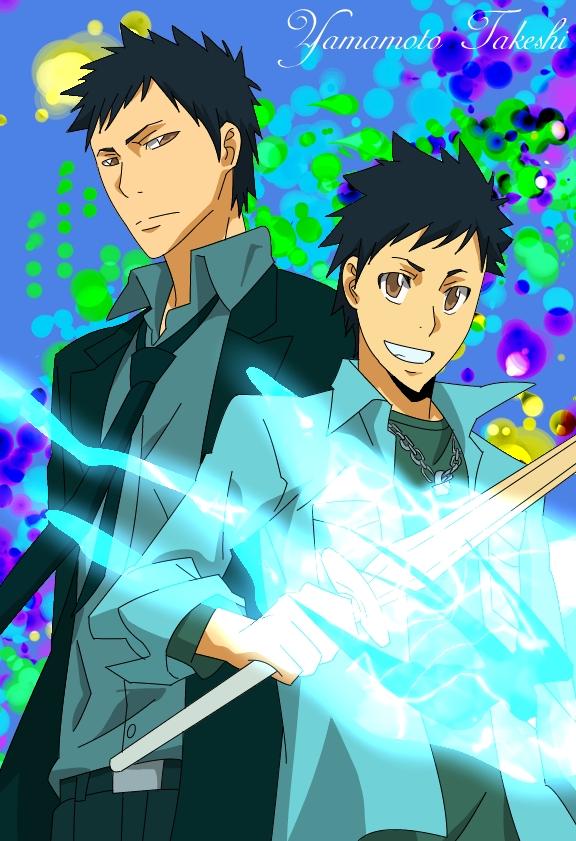yamamoto takeshi - katekyo hitman reborn  - image  288927