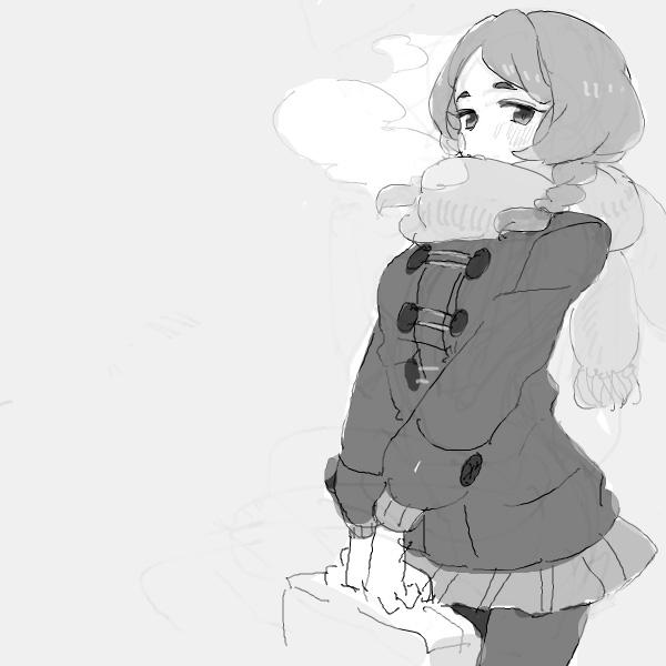 Tags: Anime, Pixiv Id 1711499, Inazuma Eleven GO, Yamana Akane, Pixiv, Fanart