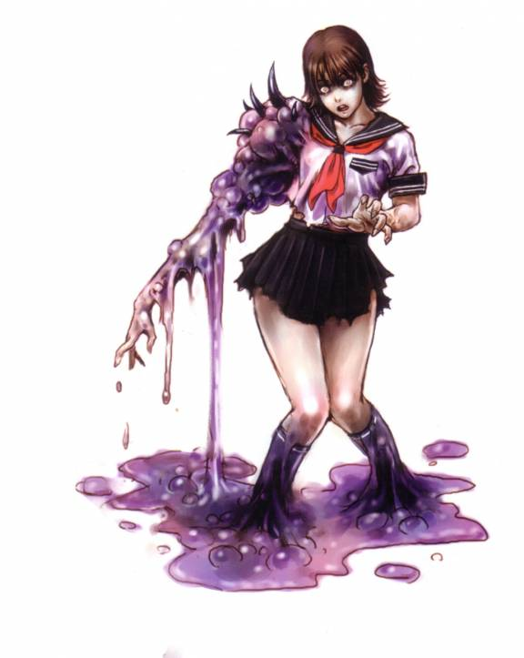Tags: Anime, Yamashita Shunya, Wild Flower