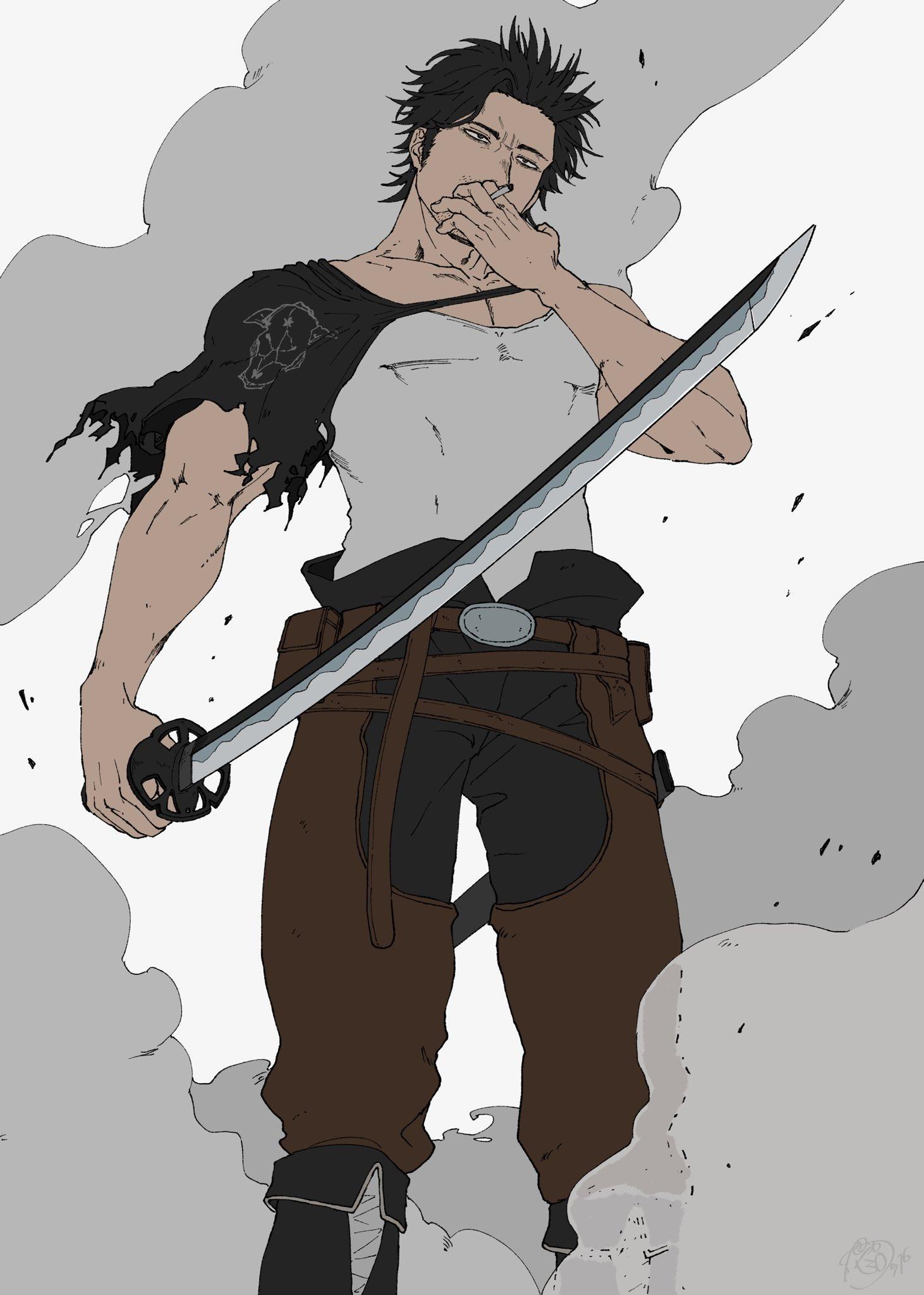 Black Clover Fanart Zerochan Anime Image Board