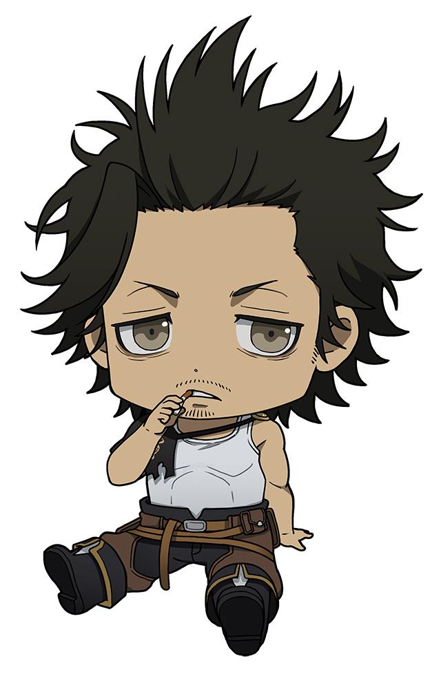 Yami Sukehiro Black Clover Image 2697726 Zerochan Anime Image Board