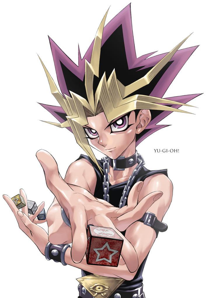 yami yugi yu gi oh duel monsters zerochan anime image board