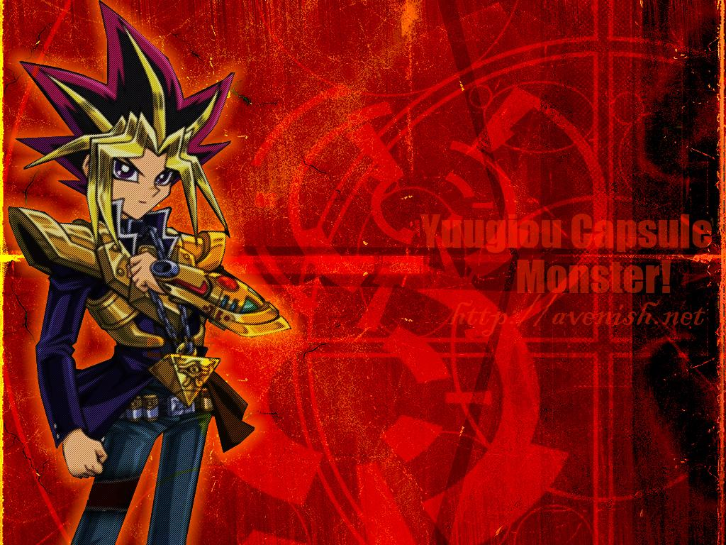 Yugioh Monsters Wallpaper 13 Fav Yami Yugi