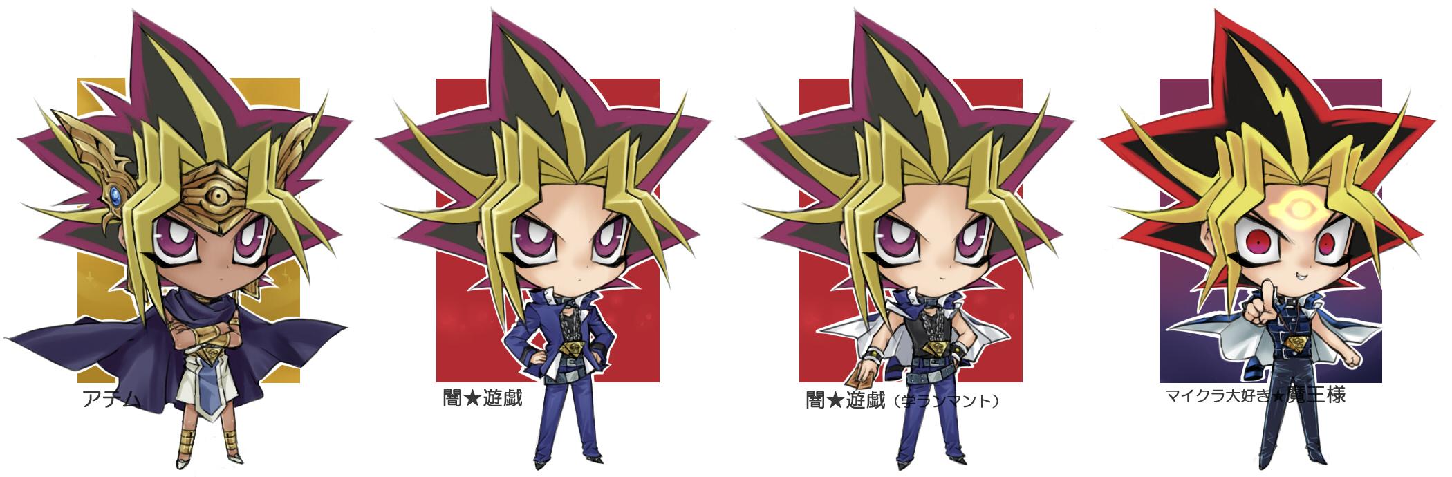 yami yugi yu gi oh duel monsters image 821308 zerochan