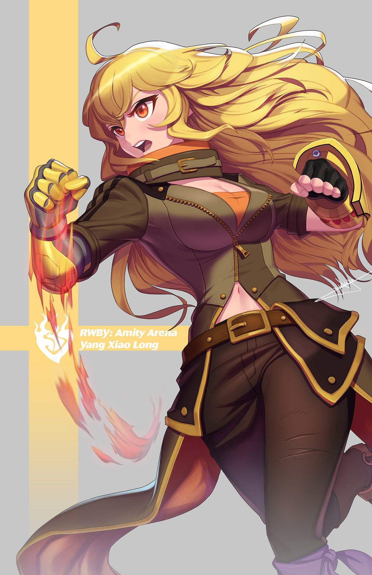 Yang Xiao Long , RWBY , Image 2566408 , Zerochan Anime