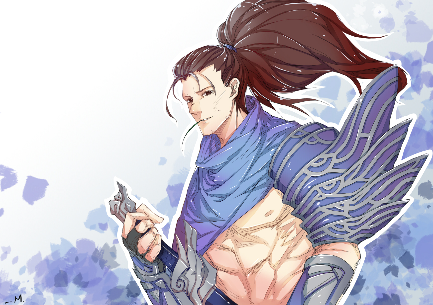 View Fullsize Yasuo League Of Legends Image