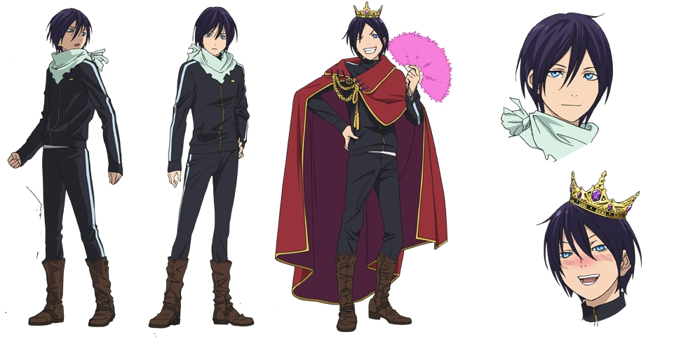 Character Design Anime Studio Story : Yato noragami image zerochan anime board
