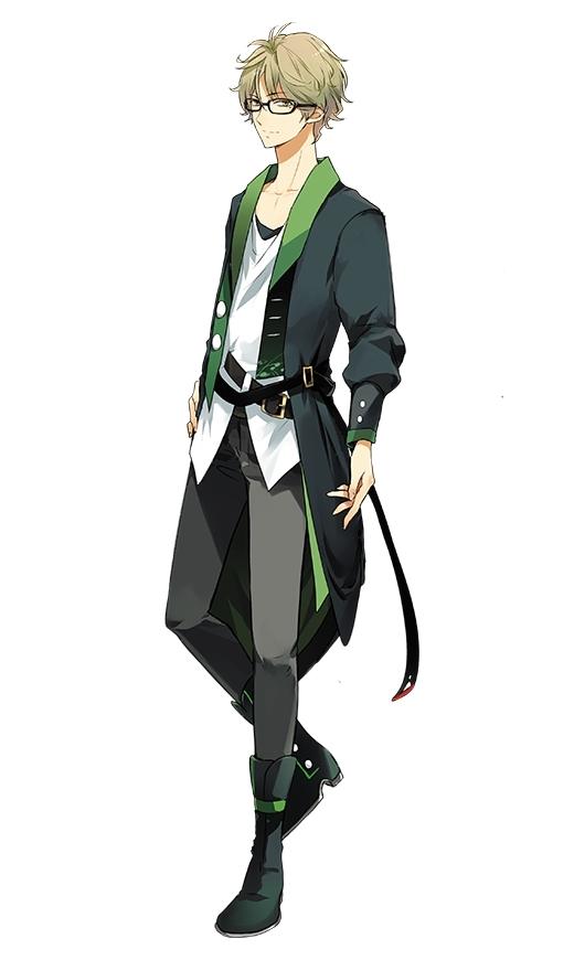 Tags: Anime, Tsukiuta, Yayoi Haru