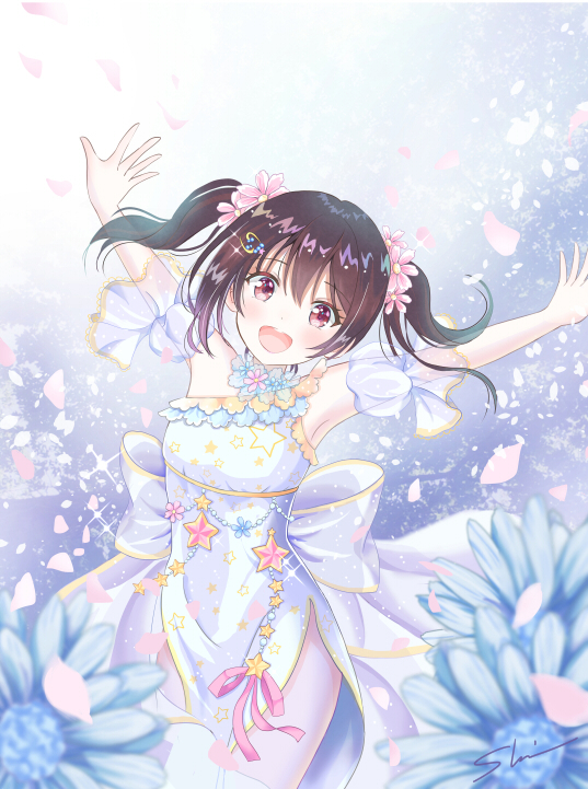 Tags: Anime, Pixiv Id 2863963, Love Live!, Yazawa Niko, Mobile Wallpaper