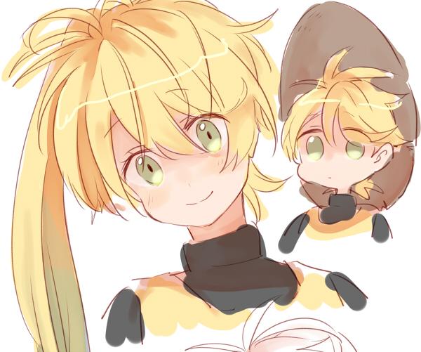 Tags: Anime, Kohiro, Pokémon SPECIAL, Pokémon, Yellow (Pokémon Special), Sketch
