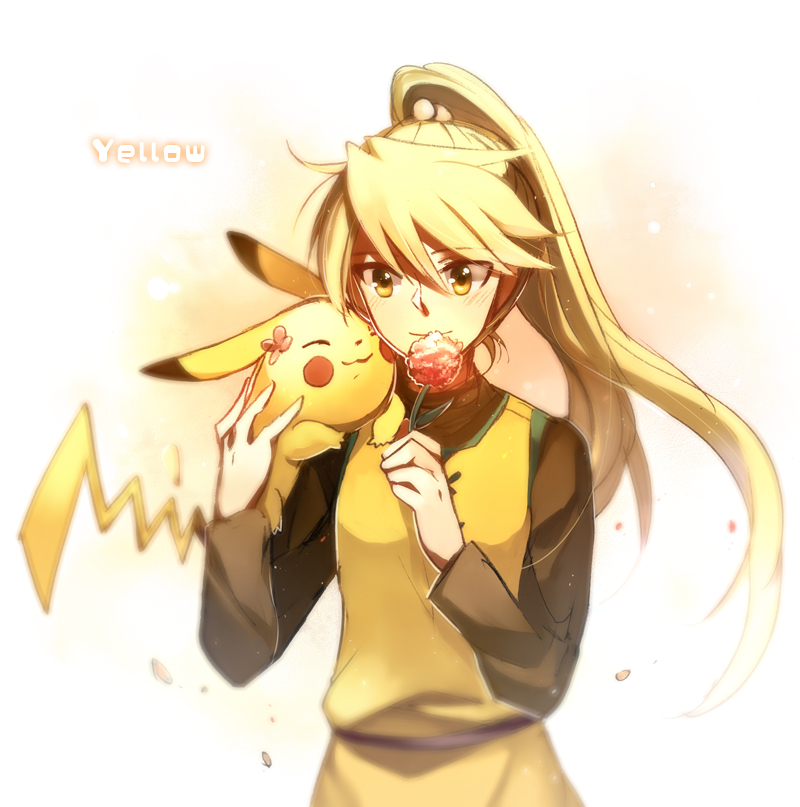 ❤ Personagens ❤ Yellow.(Pokémon).full.1480226