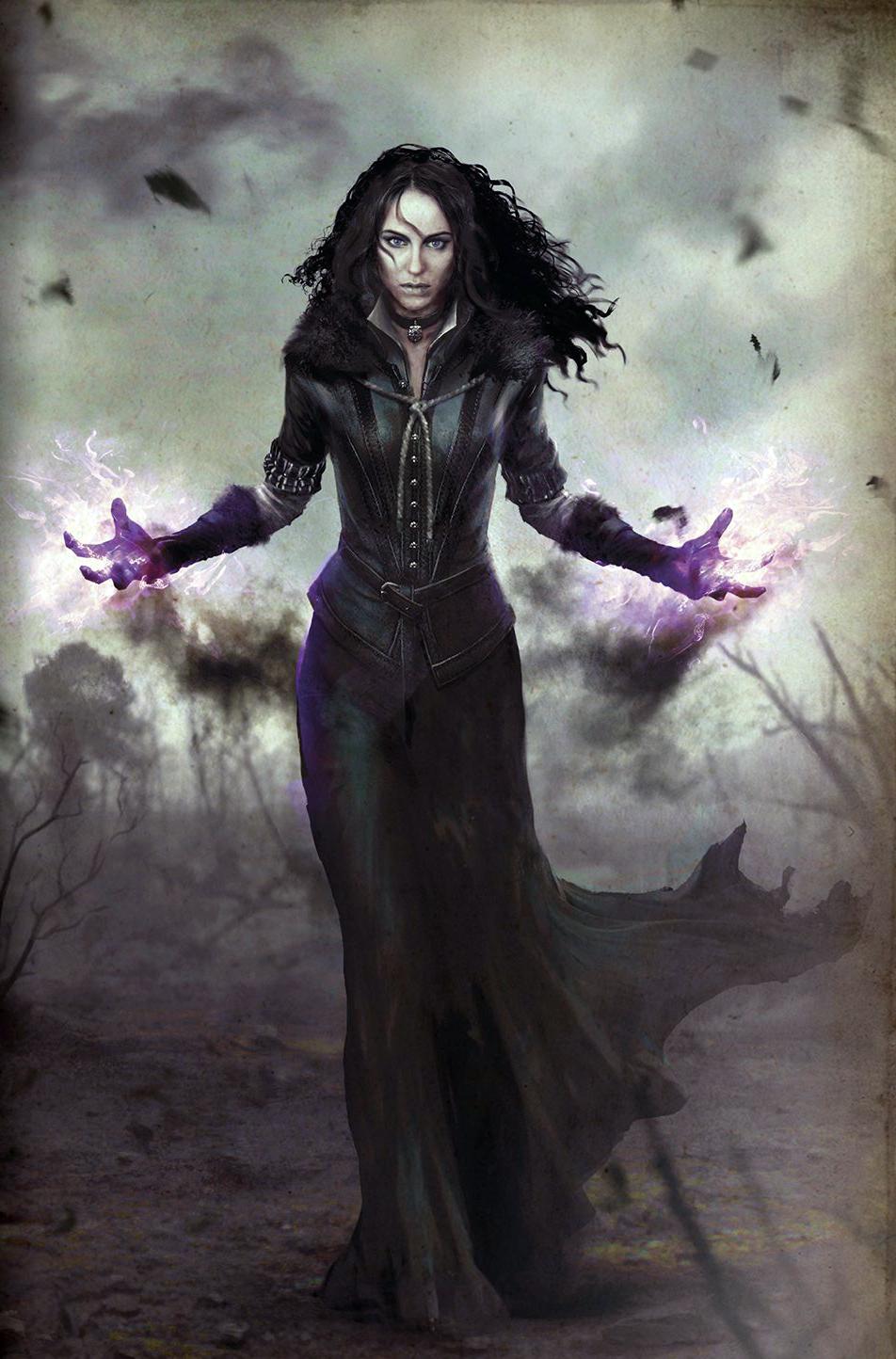 Yennefer Of Vengerberg The Witcher Image 2177608 Zerochan Anime Image Board