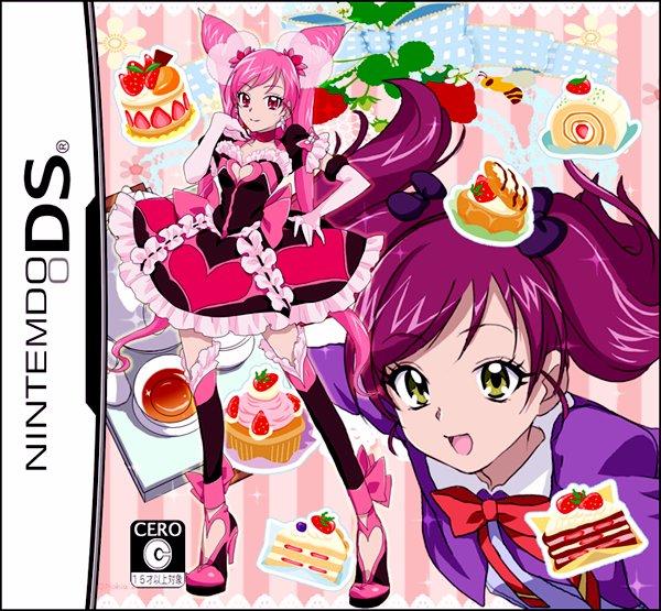 Tags: Anime, Maeasi, Yes! Teabreak Precure, Pretty Cure Fan Series, Bunbee Renge, Cure Honeydream, Fanart, Fanart From Pixiv, Pixiv