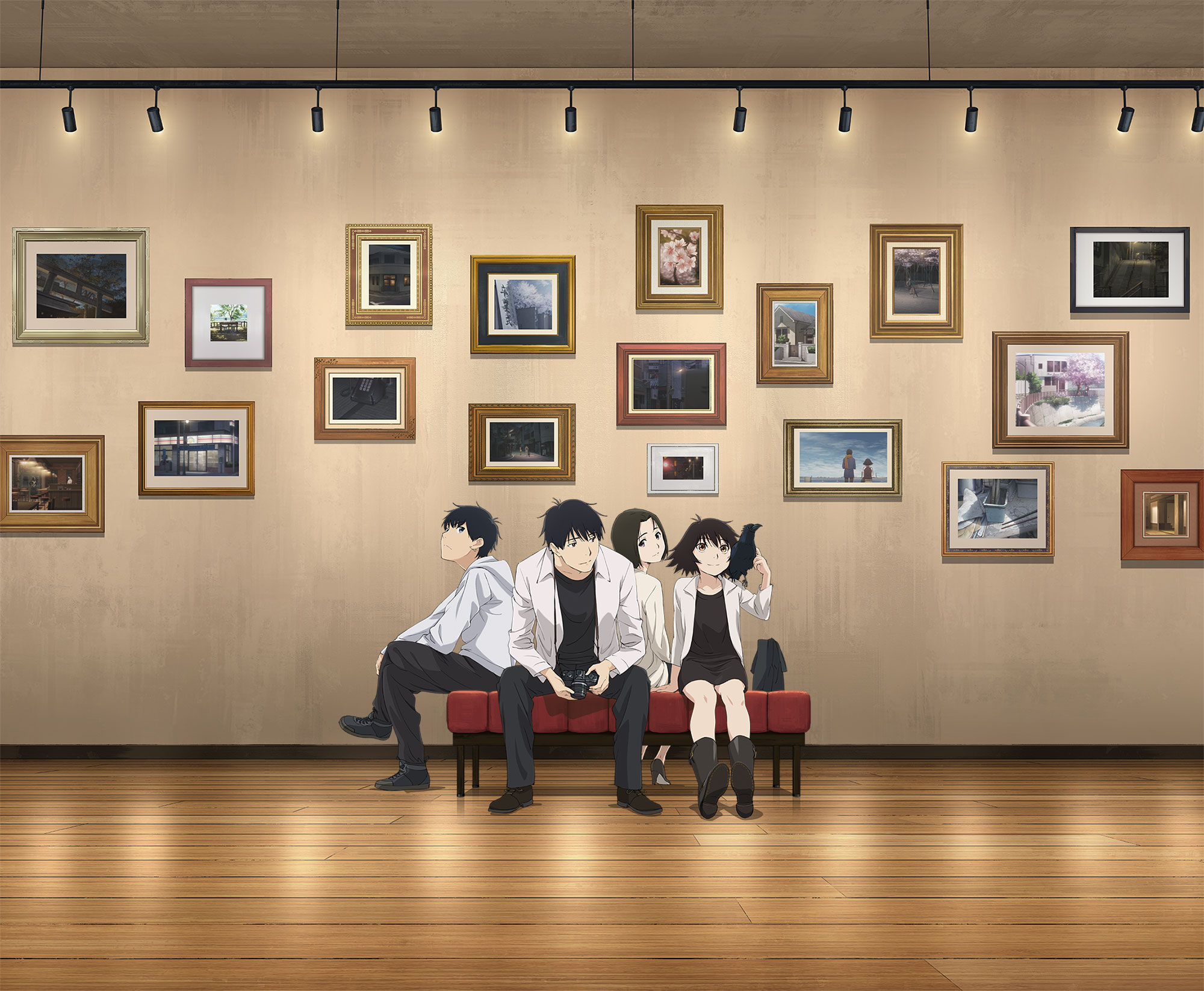 Yesterday wo Utatte (Sing Yesterday For Me) - Zerochan Anime Image ...