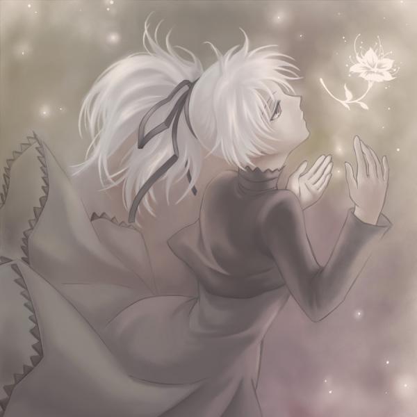 Tags: Anime, Darker than Black, Yin, Fanart