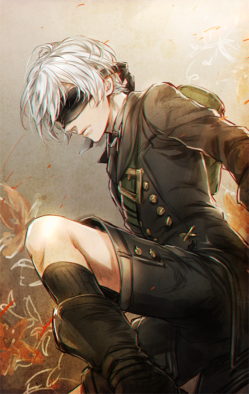 Tags: Anime, Himeichiko, NieR: Automata, YoRHa No.9 Type S, Fanart From Pixiv, PNG Conversion, Mobile Wallpaper, Pixiv, Fanart