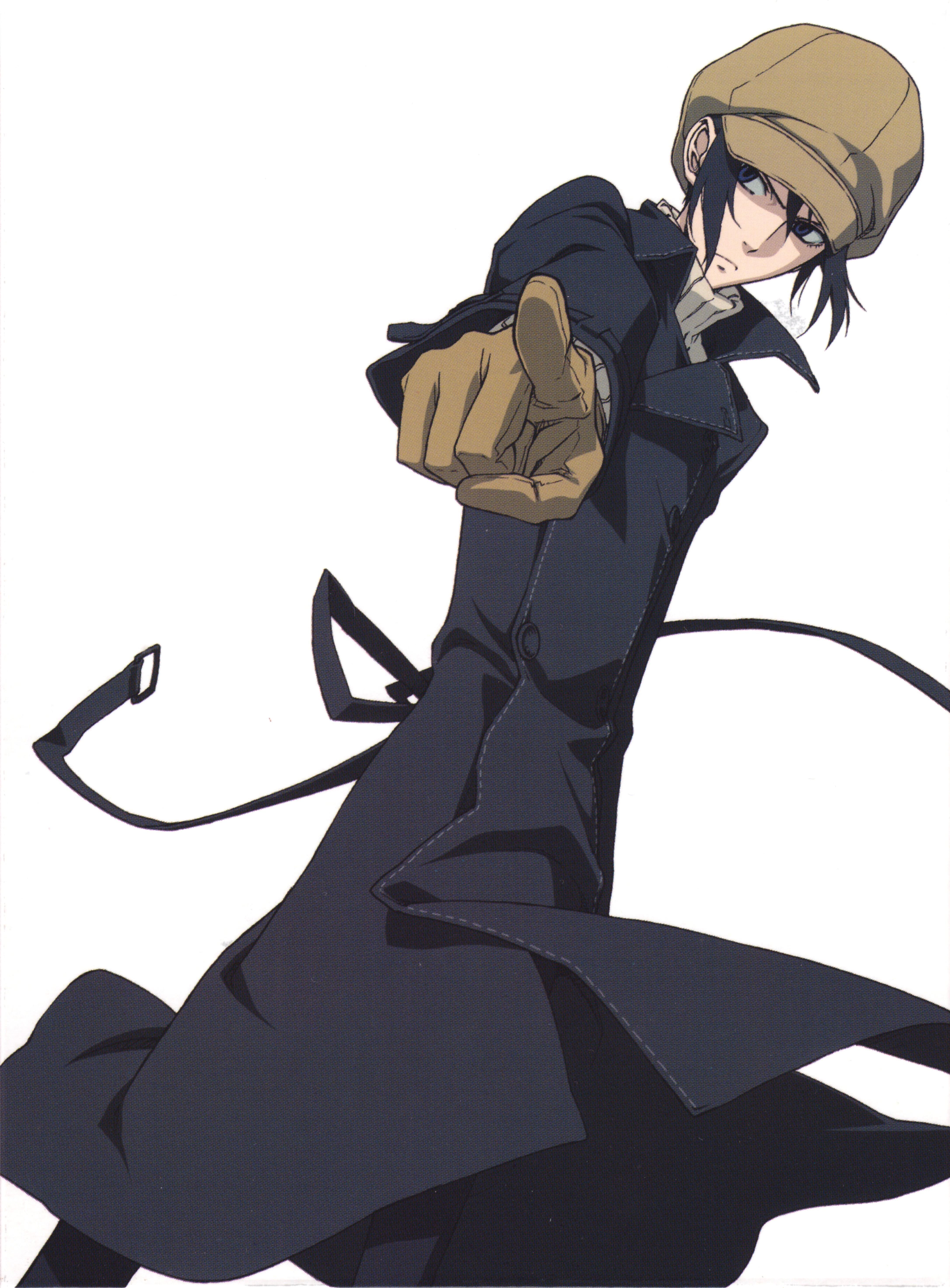 Yoite - Nabari no Ou - Image #73089 - Zerochan Anime Image ... Nabari No Ou Yoite