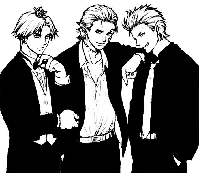 Lucifer (Yondemasuyo Azazel-san)