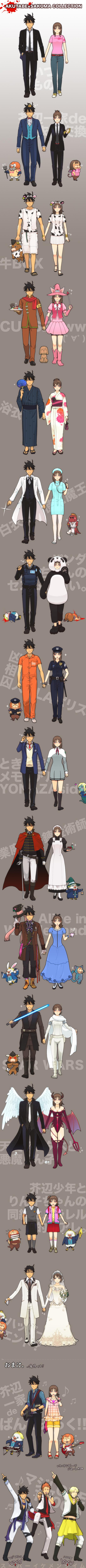 Tags: Anime, Sauzando, Star Wars, Alice in Wonderland, Yondemasuyo Azazel-san, Uta no☆prince-sama♪, Moloch, Beelzebub (Yondemasuyo Azazel-san), Sakuma Rinko, Azazel, Salamander (Yondemasuyo Azazel-san), Akutabe, Undine (Yondemasuyo Azazel-san)