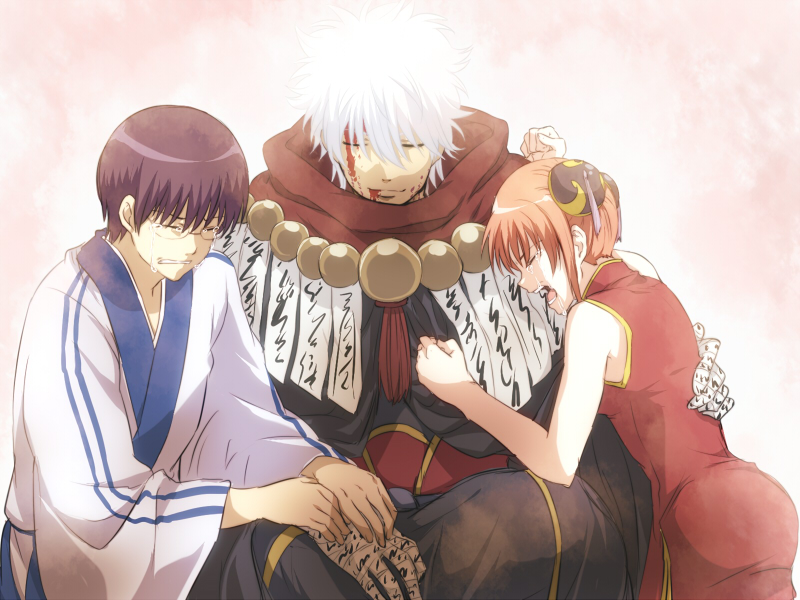 gintama gintoki and otae - photo #34