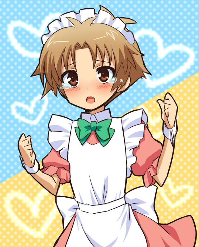Image result for Akihisa maid outfit