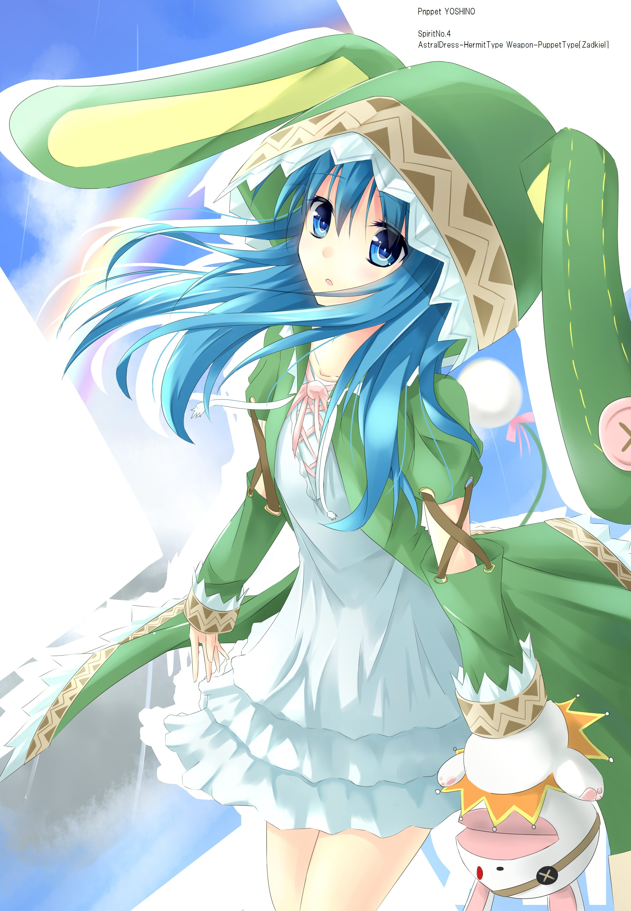 download yoshino date a live image