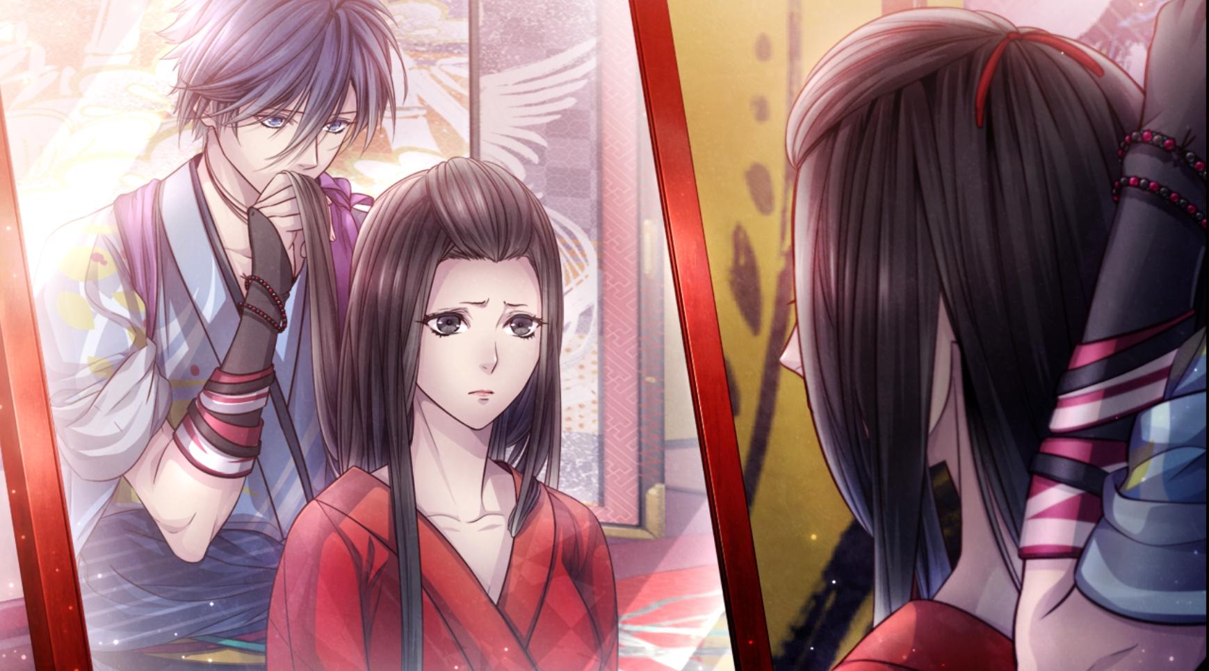 yoshiwara higanbana characters