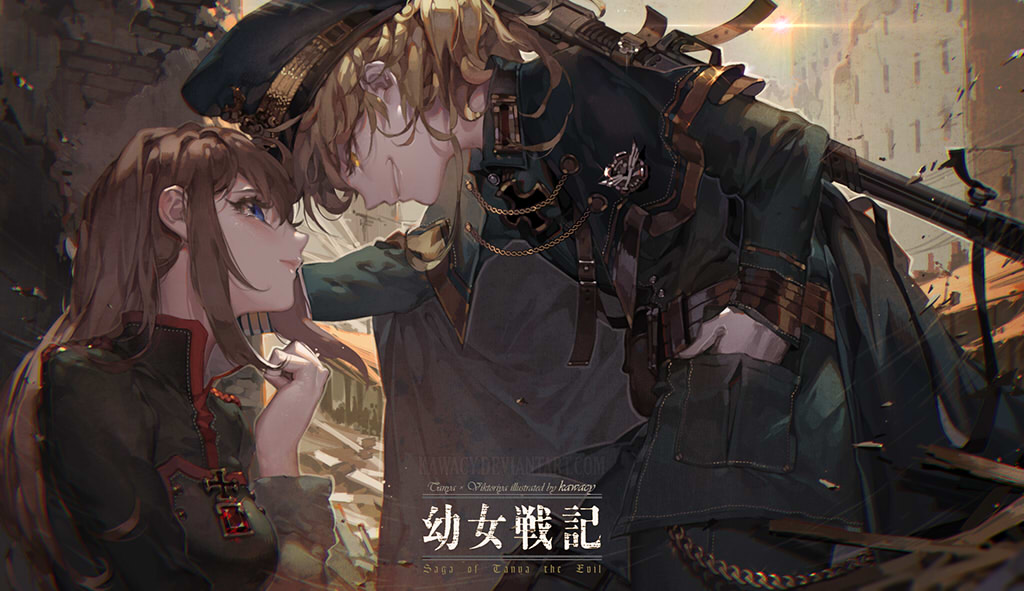 Download Youjo Senki Wallpaper Images