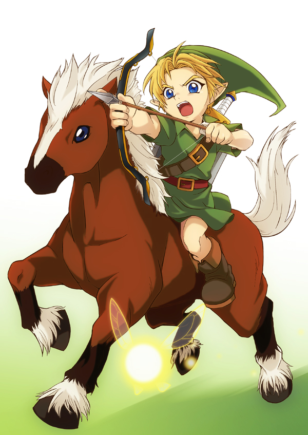 The Legend of Zelda Ocarina of Time  Leaderboard