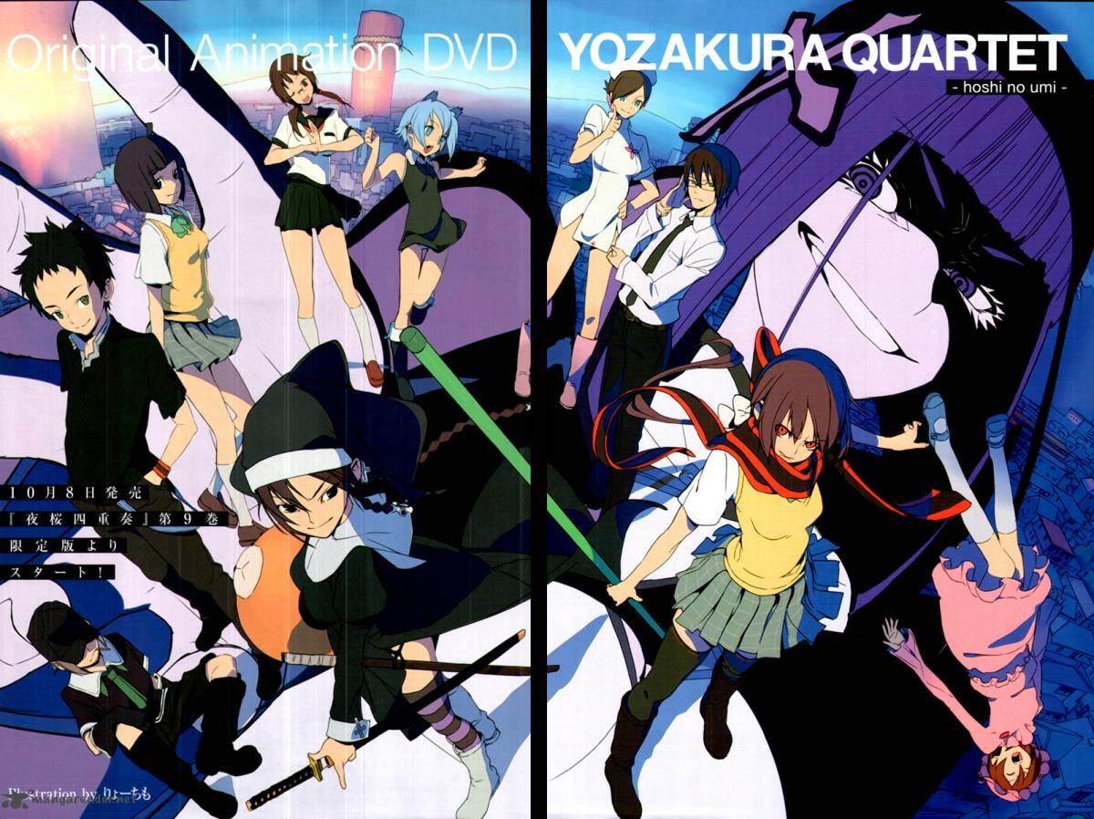 Yozakura Quartet Suzuhito Yasuda Zerochan Anime Image Board