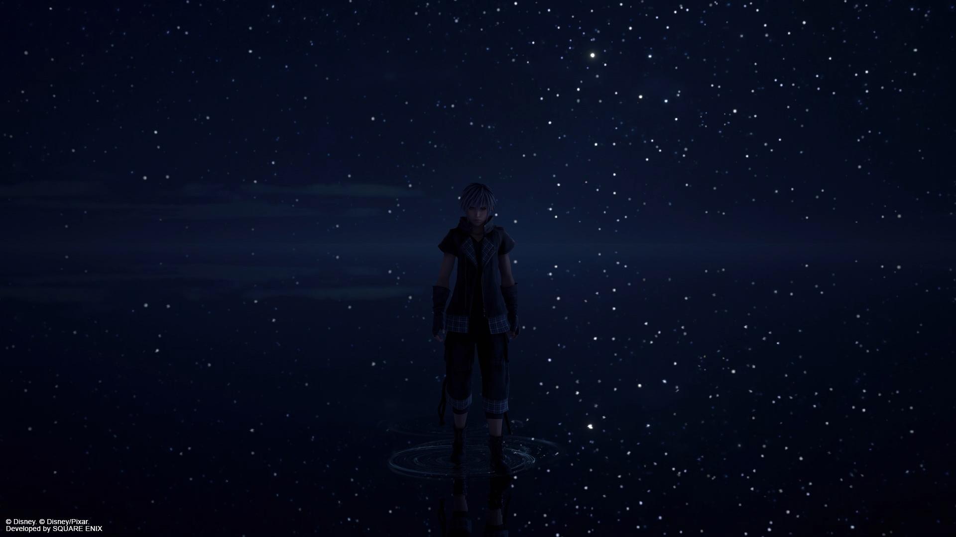 Yozora Kingdom Hearts Kingdom Hearts Iii Image 2785431