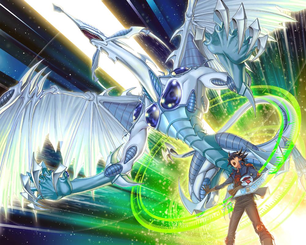 Yugioh 5ds Stardust Dragon Yu-Gi-Oh! 5D's/#142589...