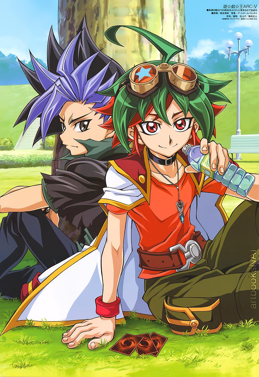 Yu-Gi-Oh! ARC-V Sound Duel 3   Yu-Gi-Oh! ARC-V Wiki