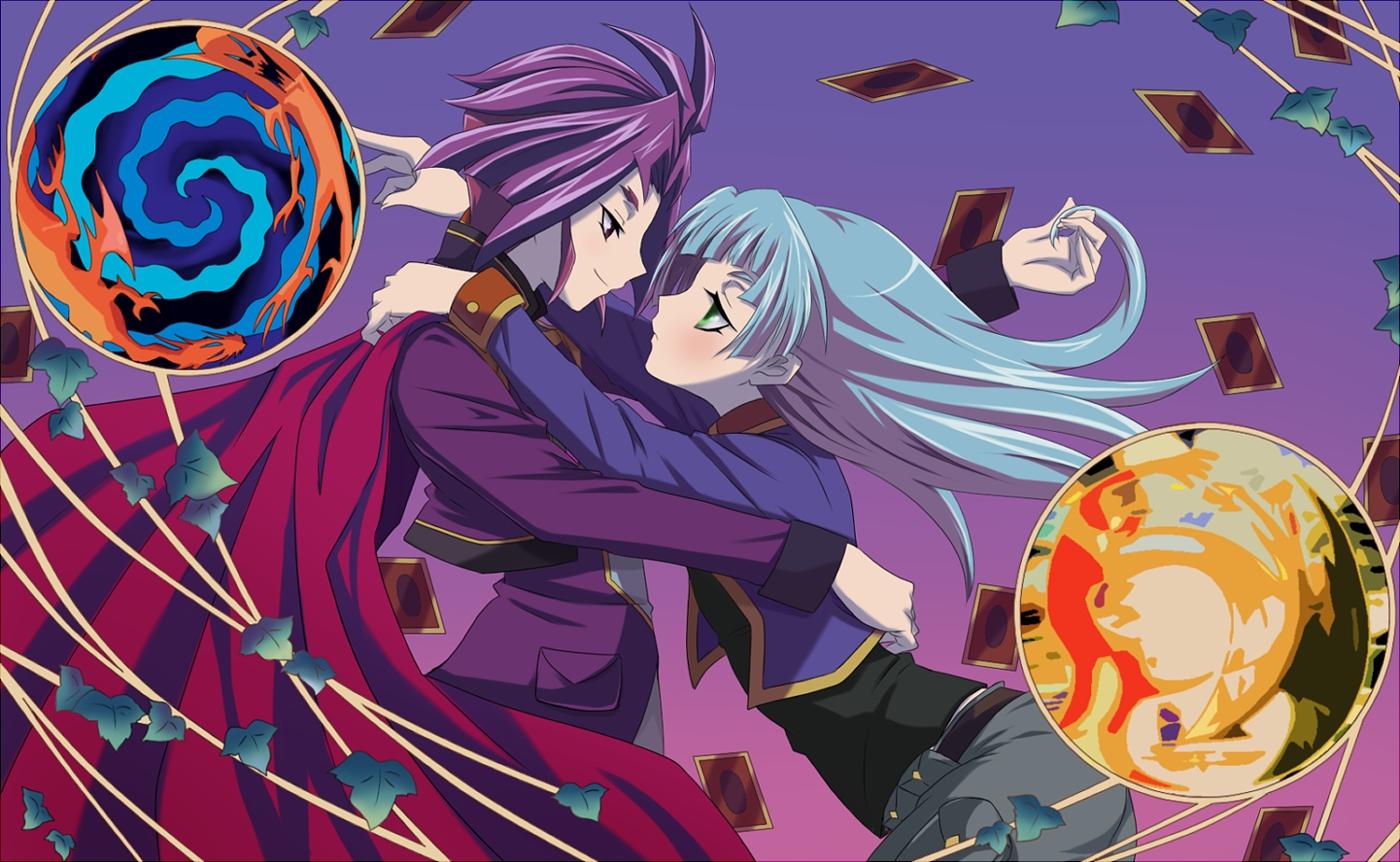 Recomendaciones de animes y mangas - Kannazuki no miko