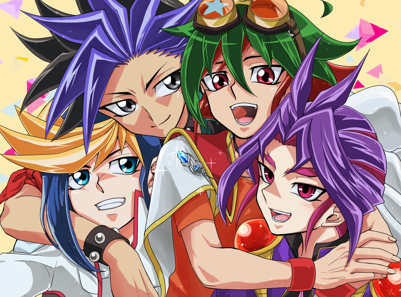 Sakaki Yuya - Yu-Gi-Oh! ARC-V - Image #2116150 - Zerochan