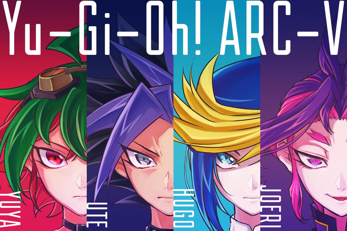Yu-Gi-Oh! ARC-V Image #11 - Zerochan Anime Image Board