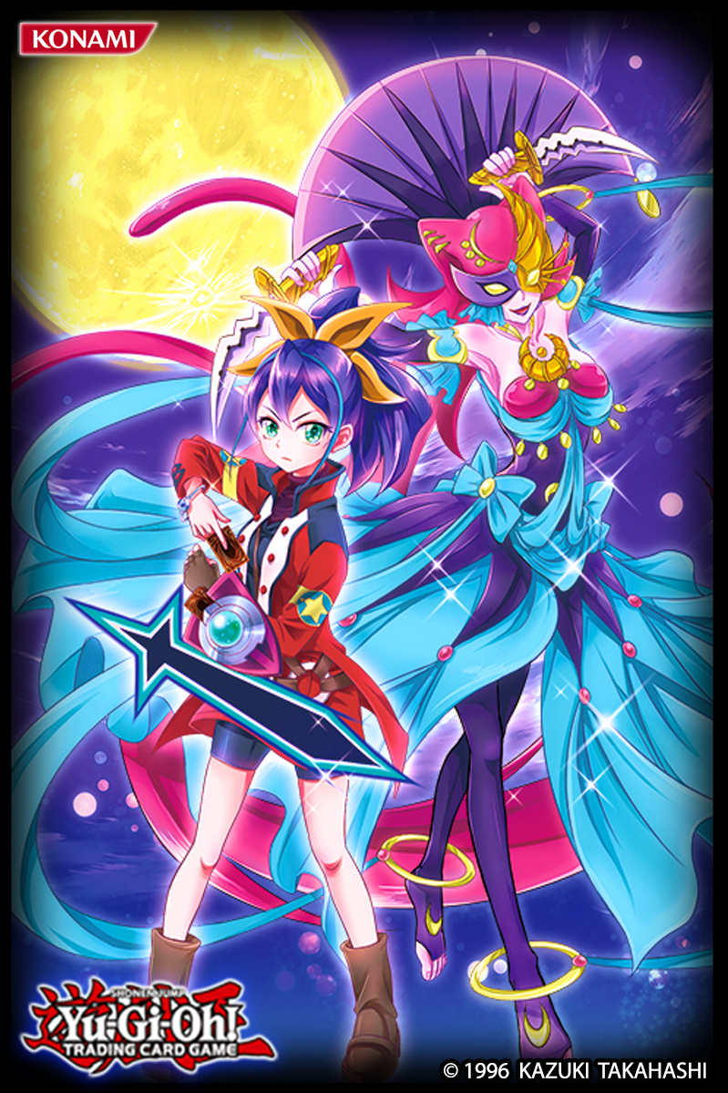 Yu-Gi-Oh! ARC-V Image #3440658 - Zerochan Anime Image Board
