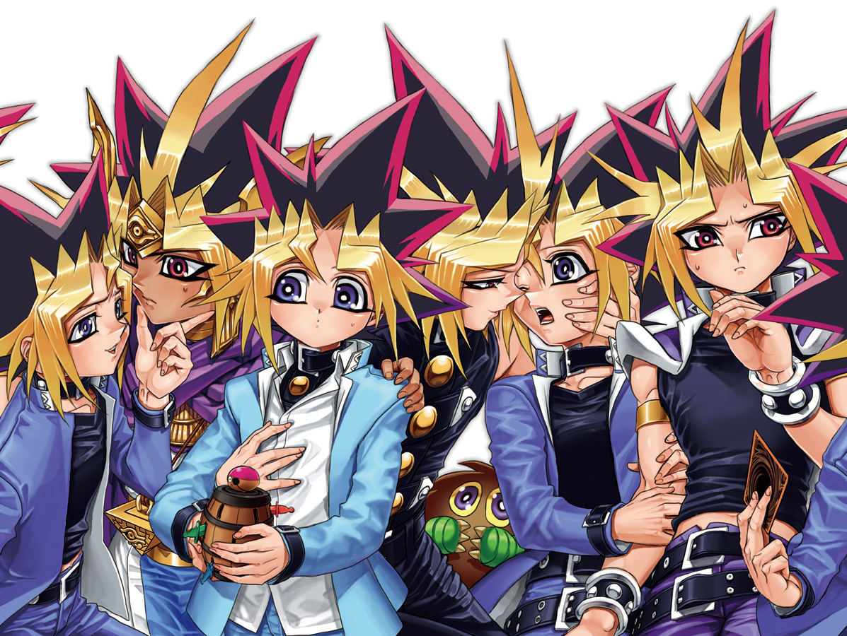 Yugioh Duel Monsters