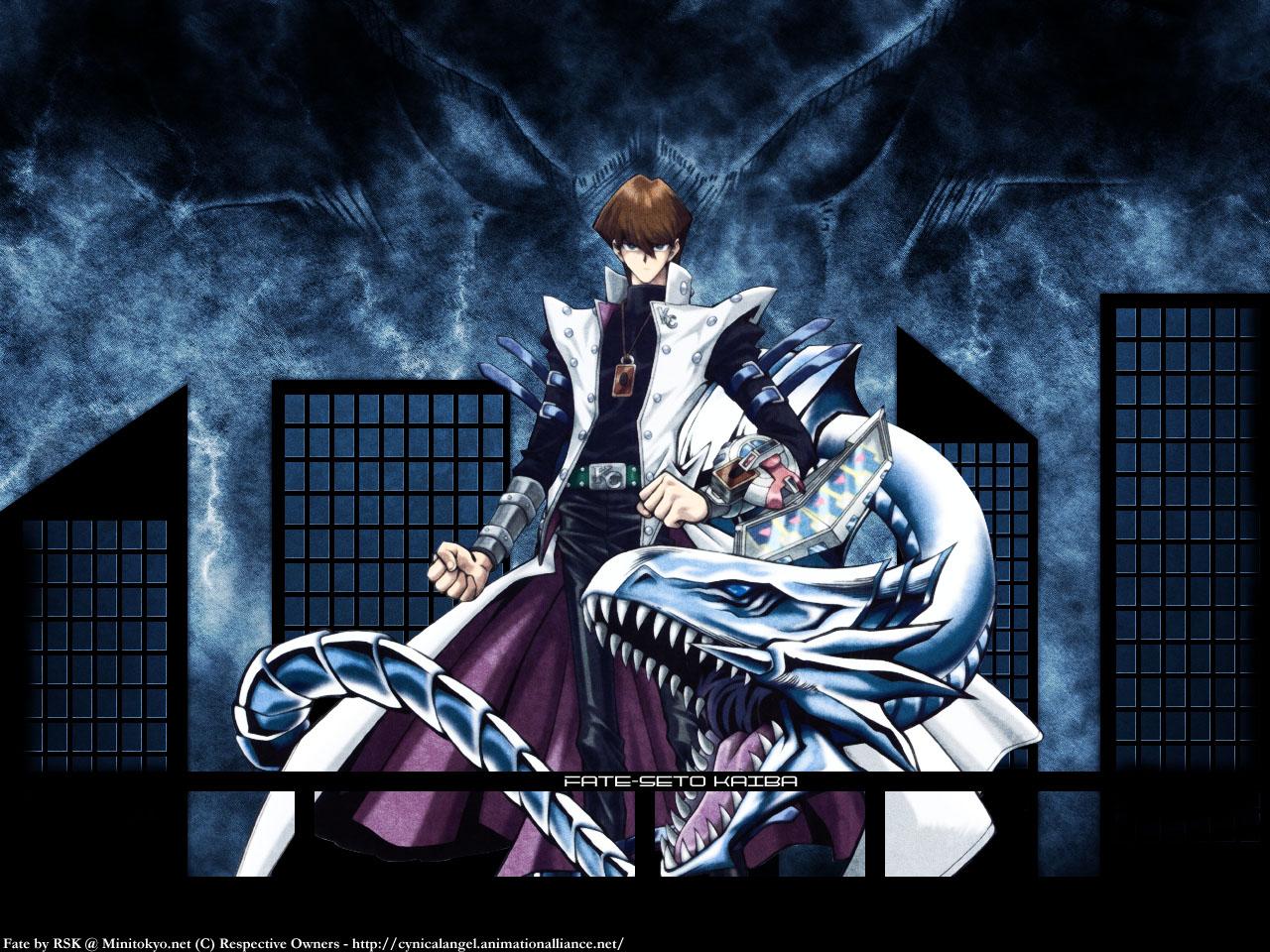 Tags: Anime, Studio Gallop, Yu-Gi-Oh! Duel Monsters, Yu-Gi-Oh!, Kaiba ...