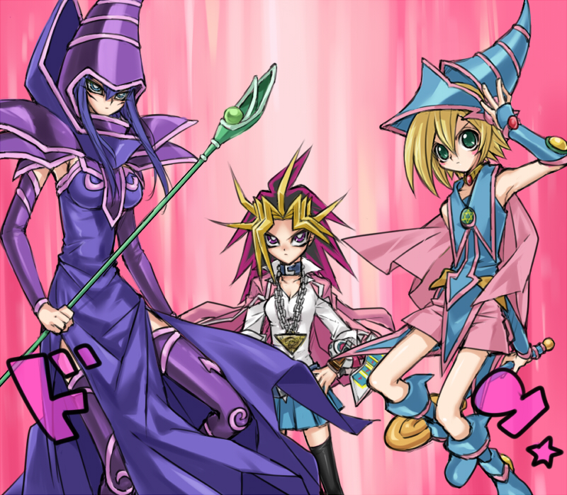 Something yu gi oh dark magician girl hentai pics 313 recollect more