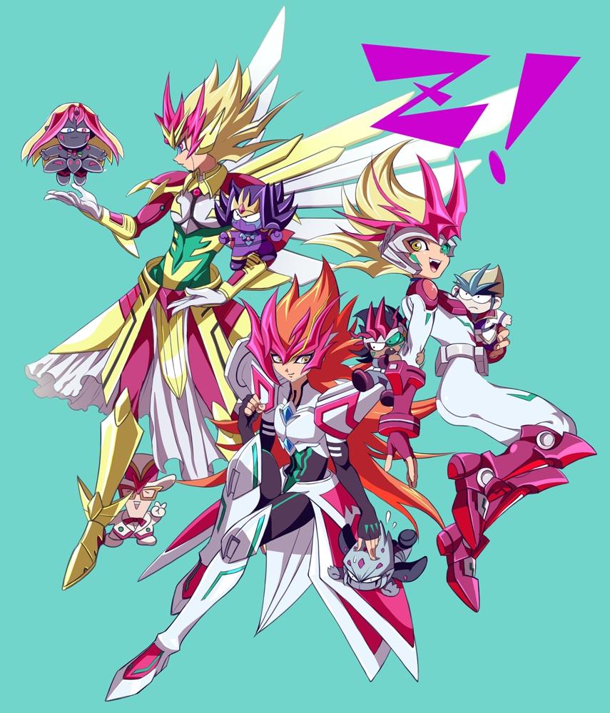 dark zexal  tsukumo yuma  zerochan anime image board