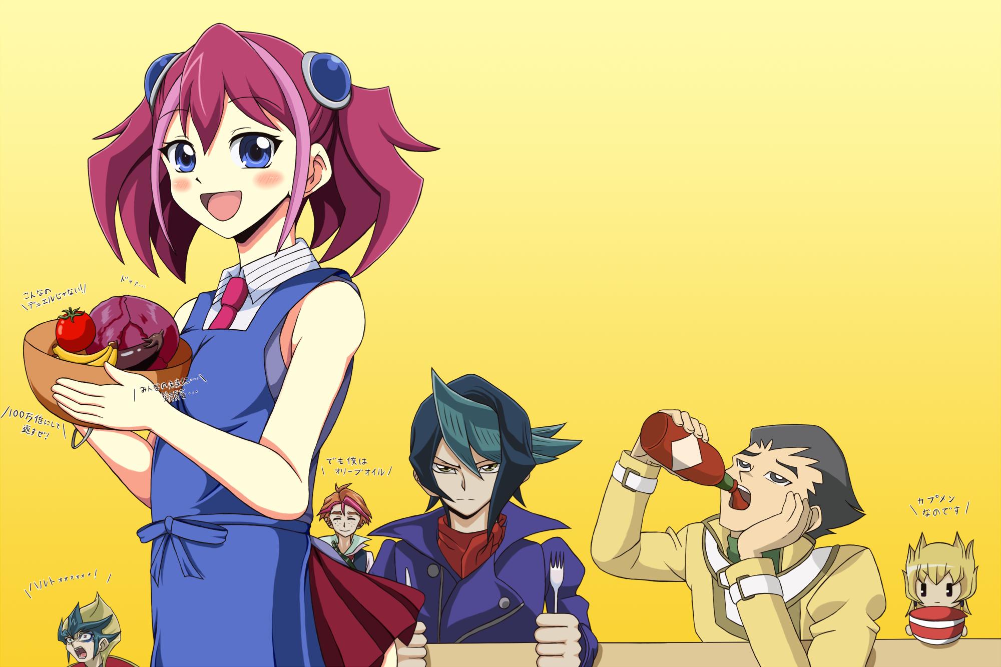 Yu-Gi-Oh! ARC-V Image #2108234 - Zerochan Anime Image Board