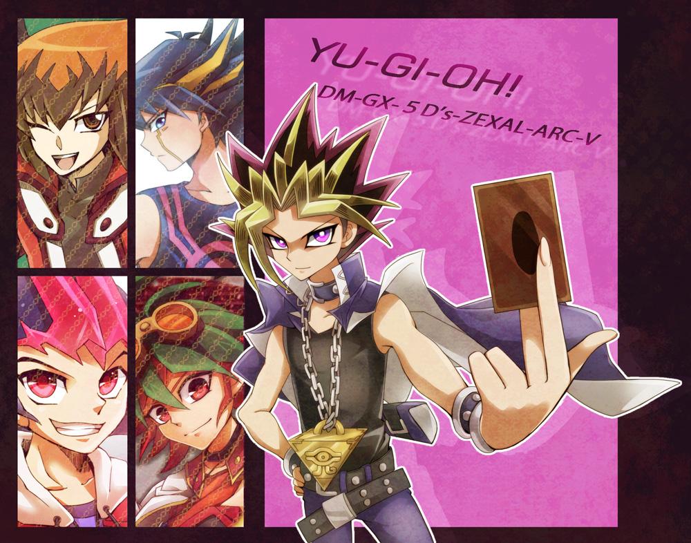 Pixiv Id 1550352, Yu-Gi-Oh!, Yu-Gi-Oh! ARC-V, Yu-Gi-Oh! GX