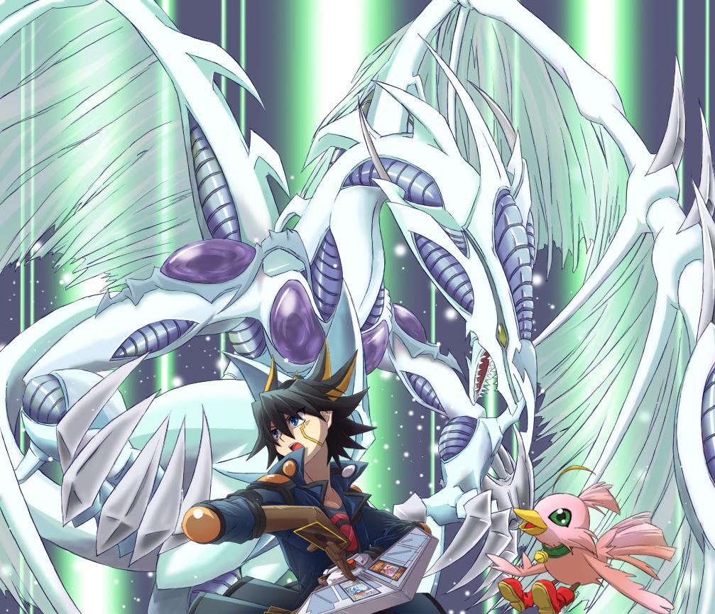 Yugioh 5ds Stardust Dragon Yu-Gi-Oh! 5D's/#142946...