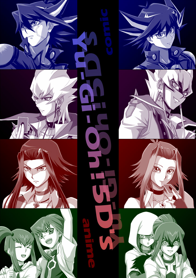 YuGiOh 5Ds Mobile Wallpaper 1430457  Zerochan Anime Image Board