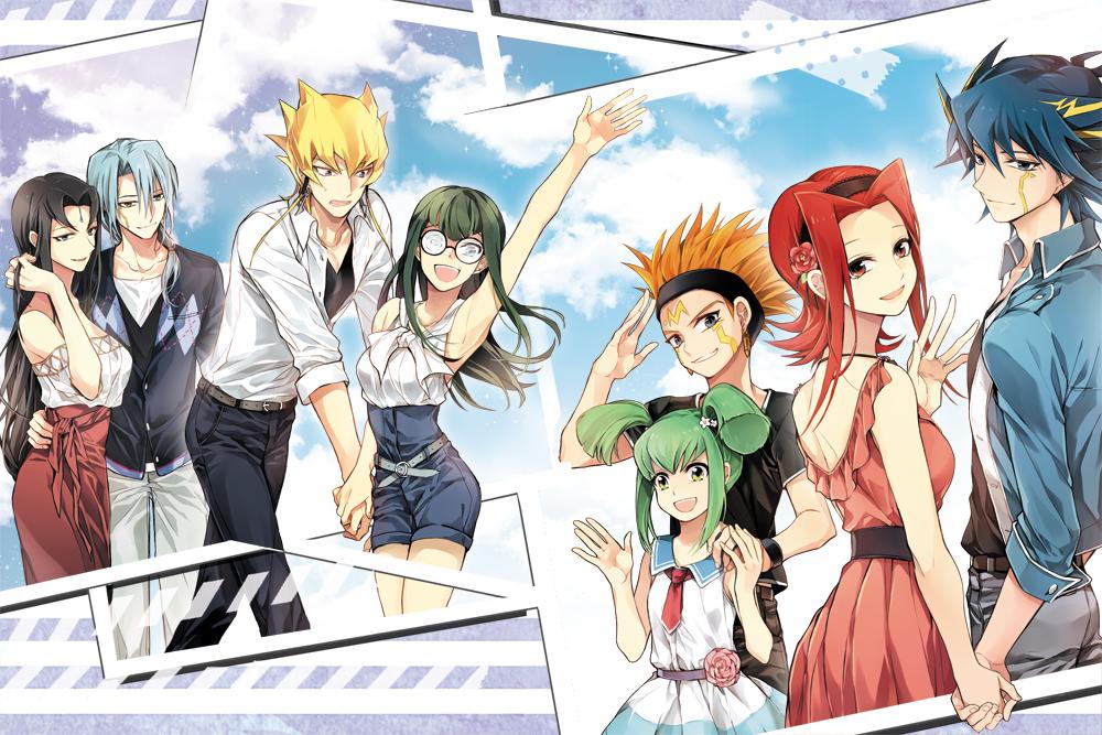 YuGiOh 5Ds Image 1589580  Zerochan Anime Image Board