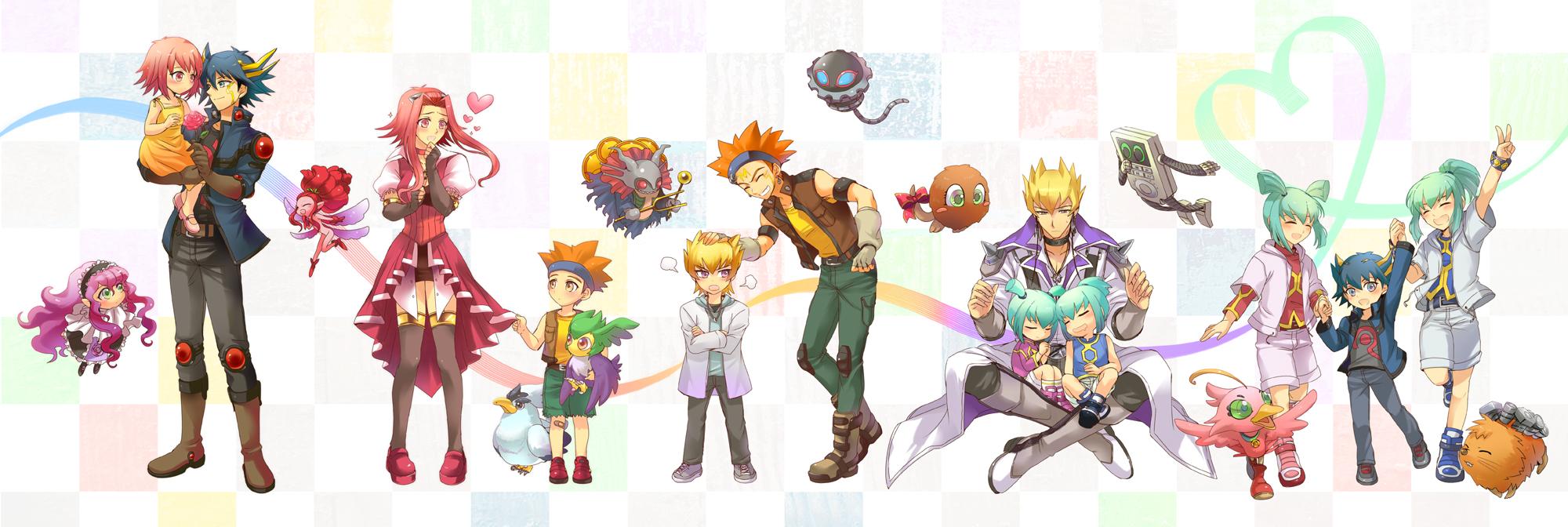 YuGiOh 5Ds Image 202030  Zerochan Anime Image Board